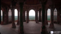 Diwen E Aam - Agra Fort