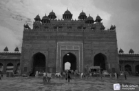 Fathepur Sikri Side Door