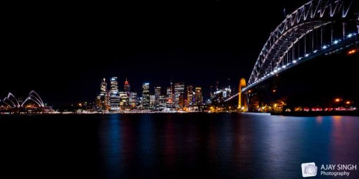 From Kirribilli