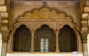 Agra Fort Decor