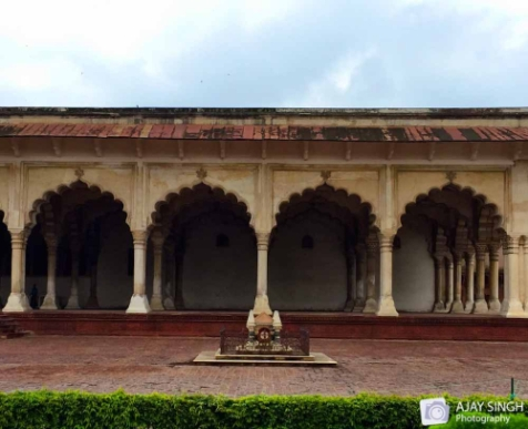 Agra Fort Hall