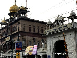 Gurudwara Building