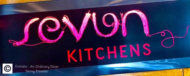 Seven Kitchens